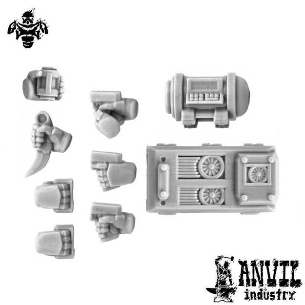 Picture of Exo Command Accessories