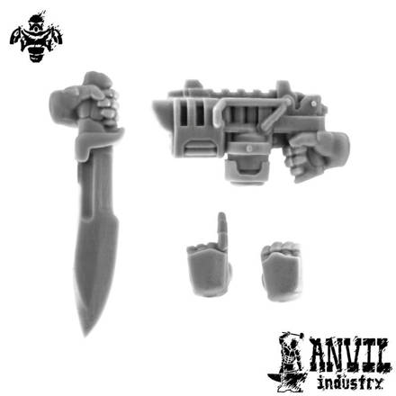 Picture of Exo-Lord Sergeant Upgrade Kit