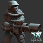 Picture of Digital - Armoured Trencher Infantry Pack
