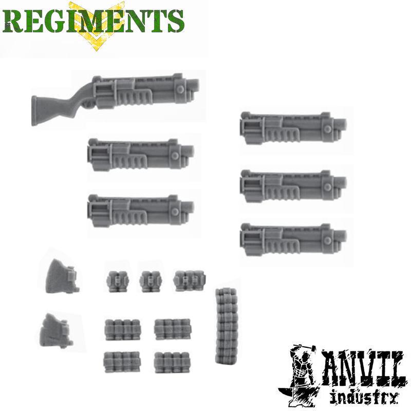 Trench Shotguns (6) [+$0.39]