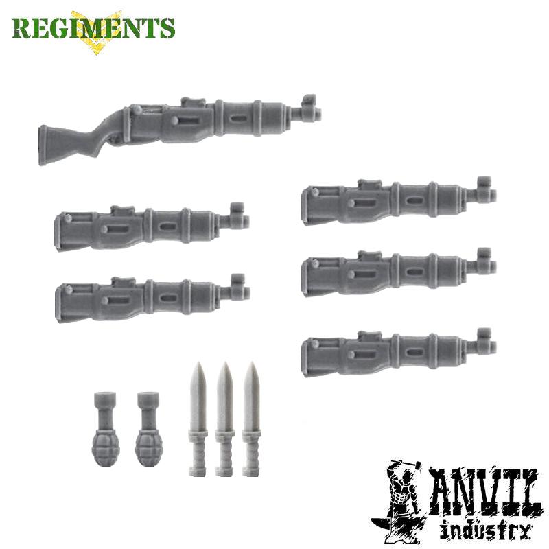 Mosin Rifles (6) [+$0.39]