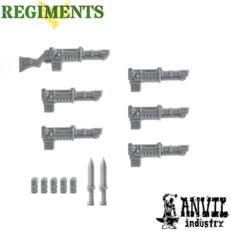 Phase Carbines (6) [+$0.39]