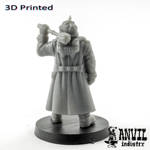 Picture of 3D Print (SLA) - Armoured Trencher Officer