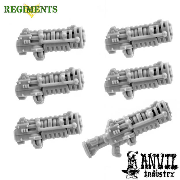 Picture of Pistol Grip Ion Rifles (6)