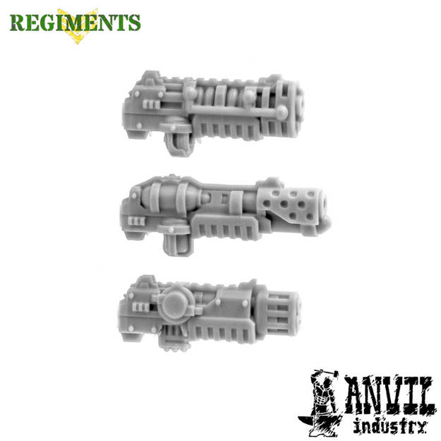 Picture of Pistol Grip Mixed Specialist Weapons - Ion, Fusion, Flame (6)