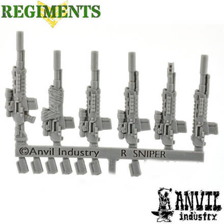 Picture of Sniper Rifles (6 + Mags)
