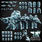Picture of Digital - Sci-Fi Drop Troopers (Full Bundle)