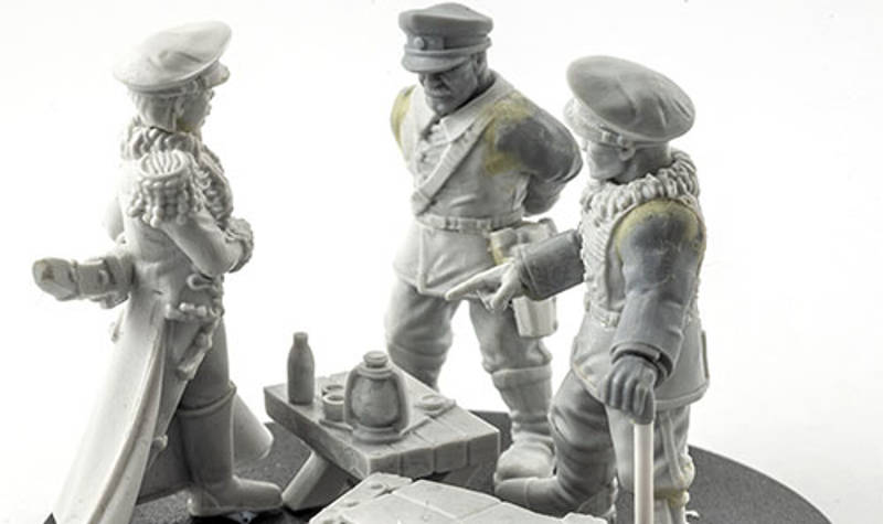 Red Army Inspired Regiments