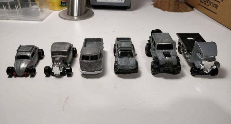 Anvil Studio Gaslands Cars