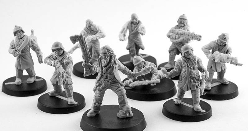Conversion Corner #22: Halloween Special - Army of the Undead!