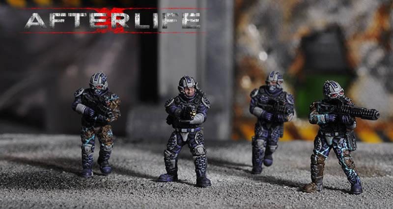 Afterlife Battle Report: Feint Attack