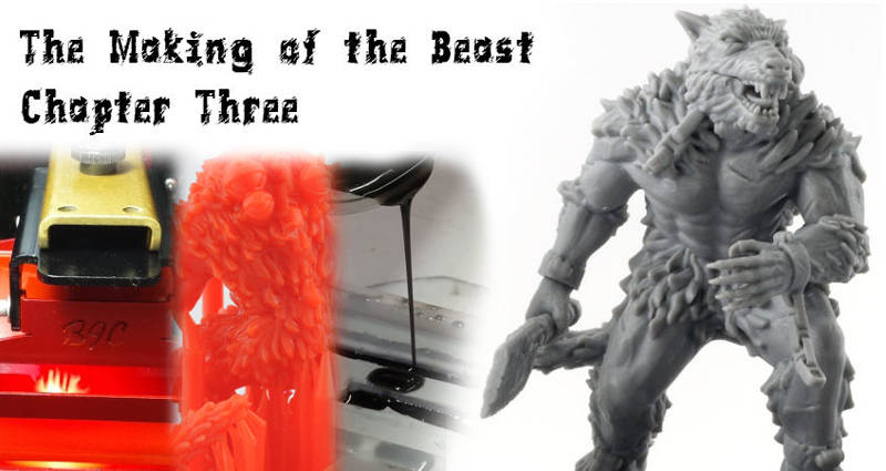 The Making of the Beast Chapter 3
