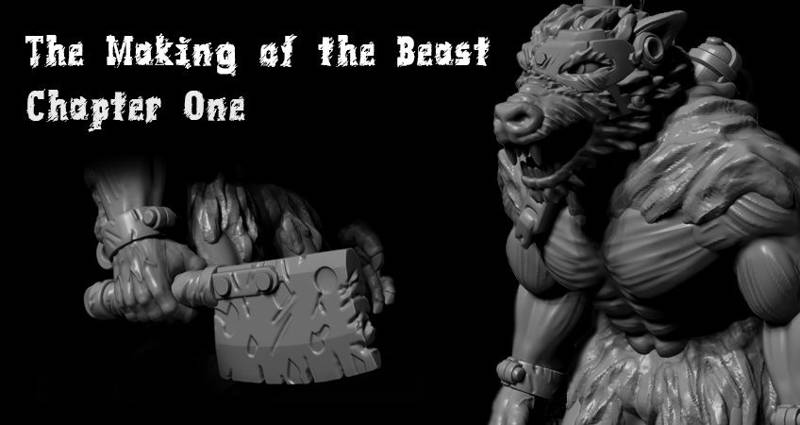 The Making of the Beast - Chapter One