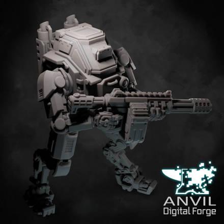 Picture of Digital - Light Assault Mech (Full Bundle)