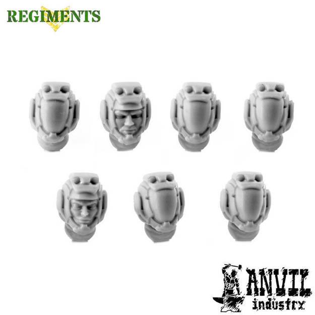 Picture of High-Tech Pilot Helmets (7)