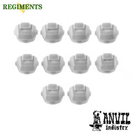 Picture of Heavy Angular Shoulder Pads (5 pairs)