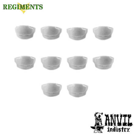 Picture of Marine Shoulder Pads - Regiments Scale (5 pairs)