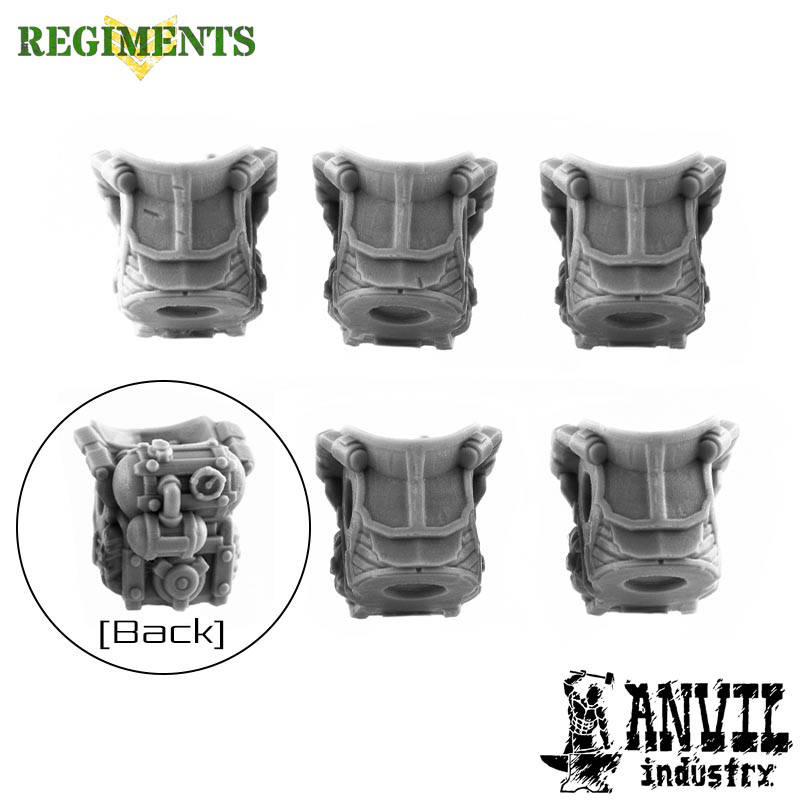 Gothic Void Hazardous Environment Torsos