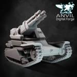 Picture of Digital - Tankette, Tank Wreck & Tank Traps