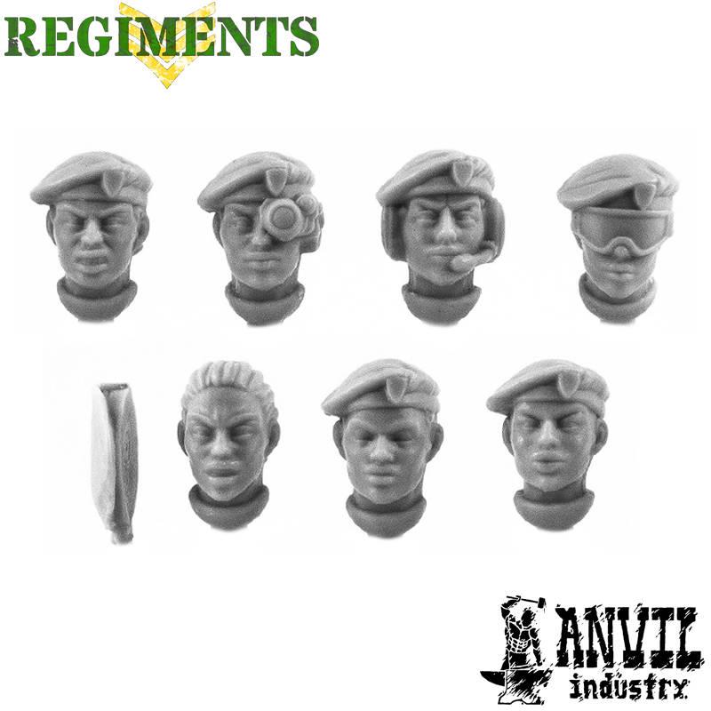 Beret Veterans (female)
