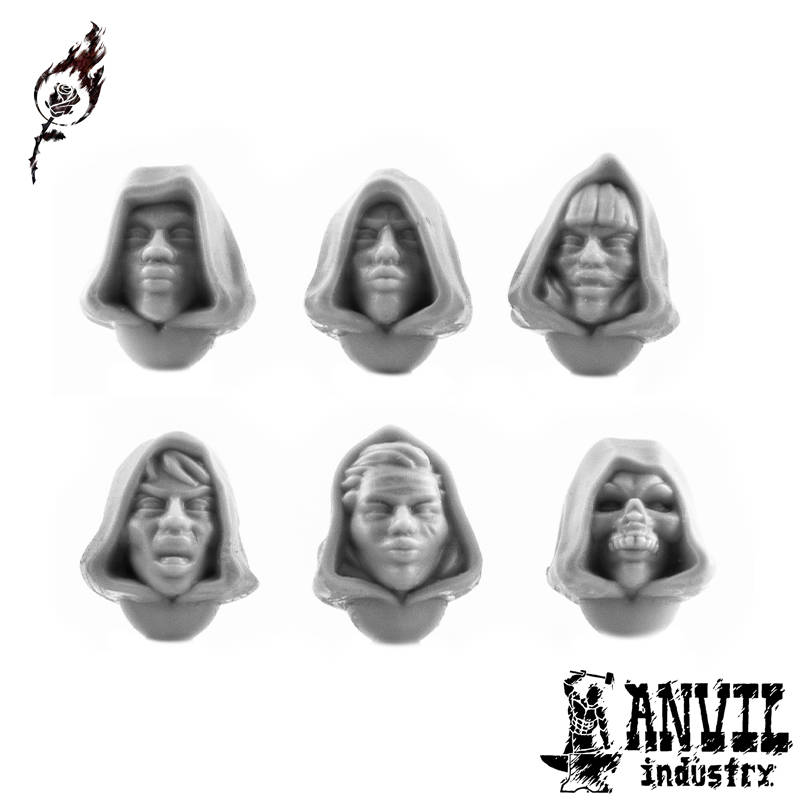 Hooded Heads