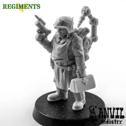 Picture of Iron Corps Medic