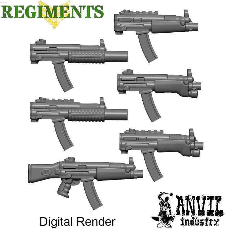 MP5 / MP5SD