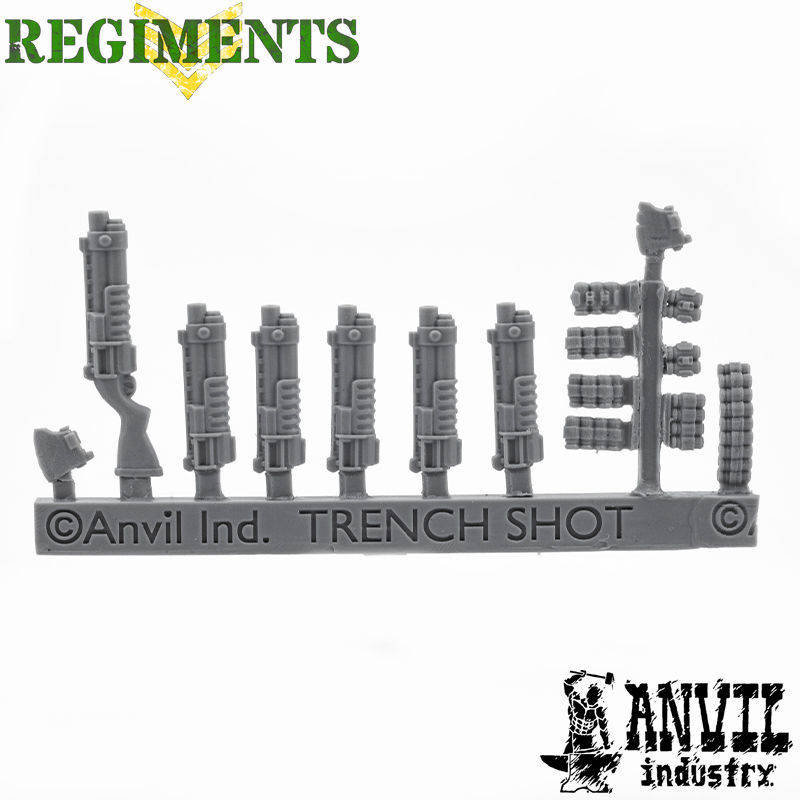 Trench Shotguns