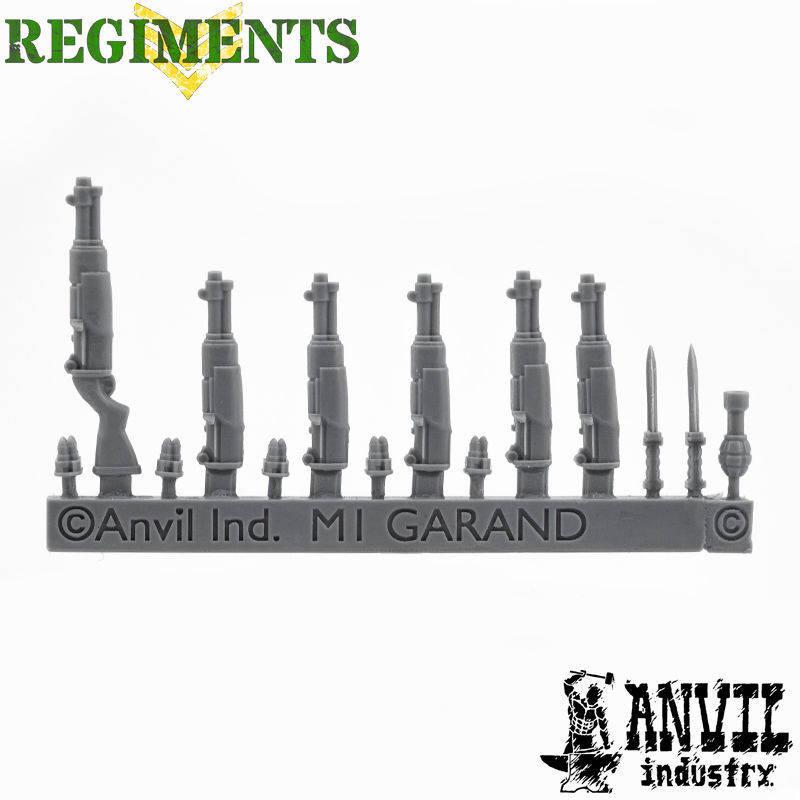 M1 Garands