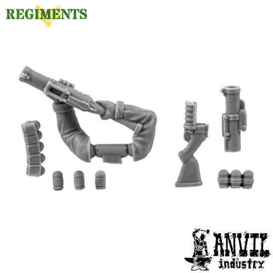 M79 Grenade Launcher with Female Fatigue Arms [+€2.30]