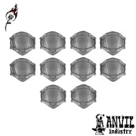 Plate Armour Pauldrons [+€1.84]