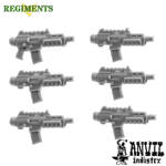 Picture of G36 Rifles with Recoil Compensators (6)
