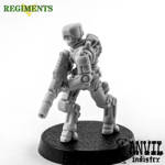 Picture of Regiments Automata Cyclops Heads (3)
