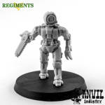 Picture of Regiments Automata Melee Arms (2 pairs)