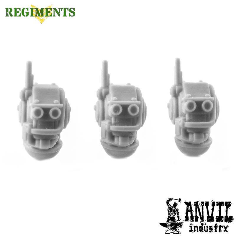 Automata Humanoid Heads