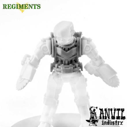 Picture of Regiments Automata Skeletal Torsos (3)