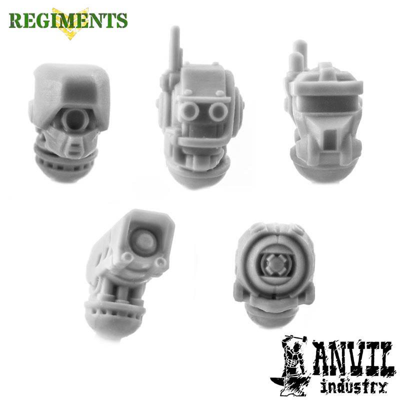 Mixed Automata Heads