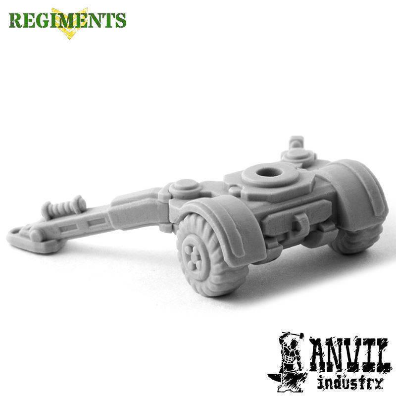 Gun Carriage [+€2.53]