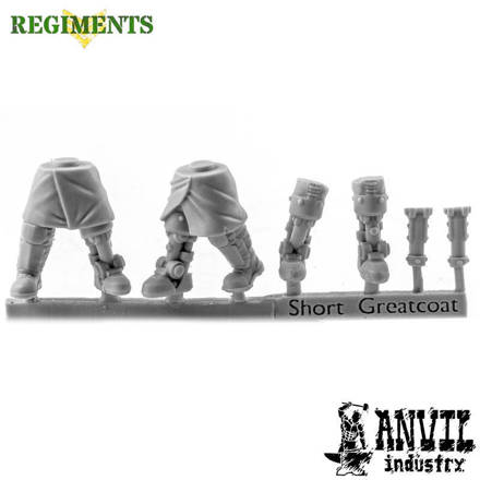 Picture of Short Greatcoat Legs - Bionic Conversion