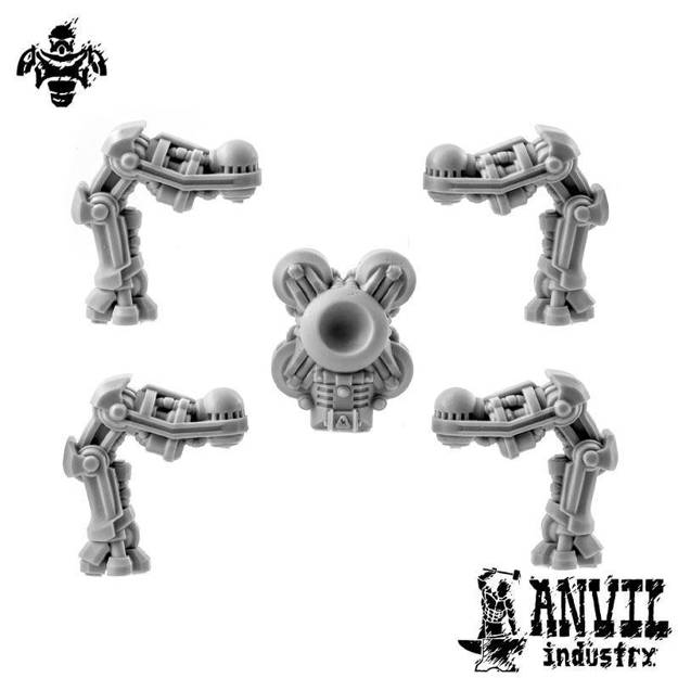 Picture of Exo Spider-Mech Automata Legs (1)
