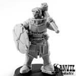 Picture of Anvil's 10th Anniversary Blacksmith (1)