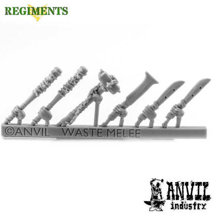 Picture of Wasteland Melee Weapons (6)