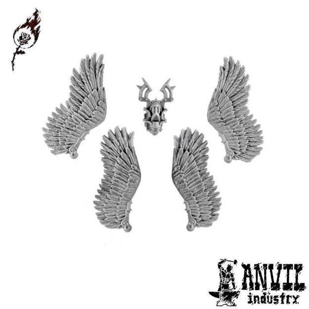 Picture of Arch Angel - Wings & Jetpack