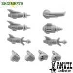 Picture of Retro-Future Ray Gun Pistols (6)